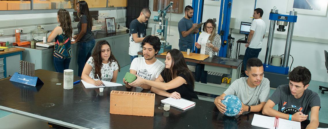 Laboratório de Civil