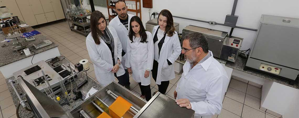 Laboratório Têxtil