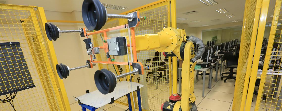 Laboratório de Automação e  Controle