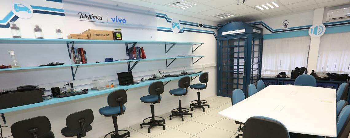 Centro de Inovação Telefônica Vivo/FEI