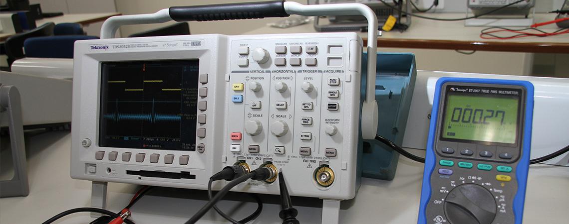 Laboratório de Engenharia Elétrica