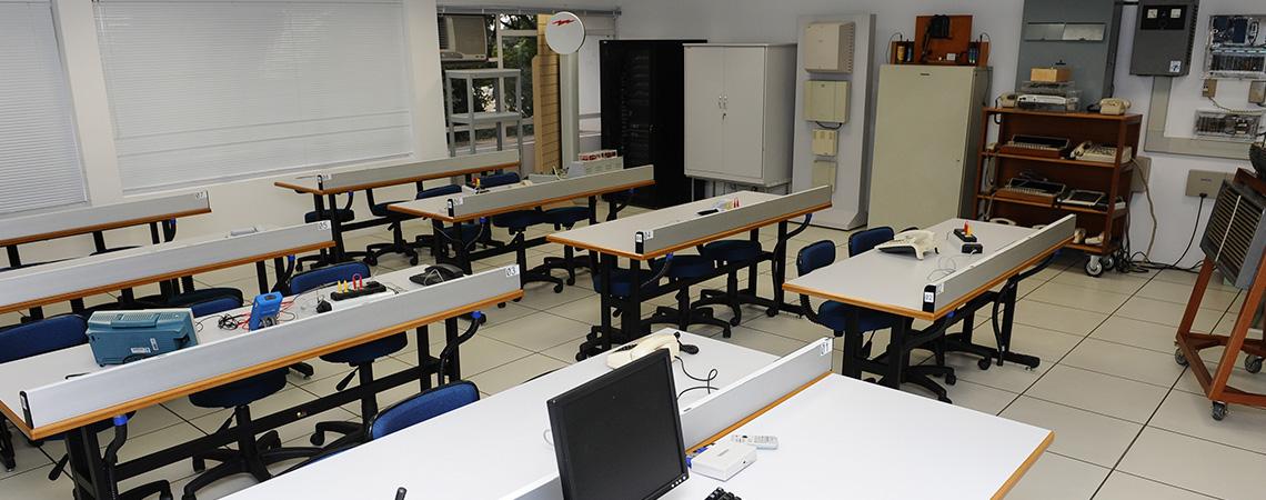Laboratório de Telecomunicações