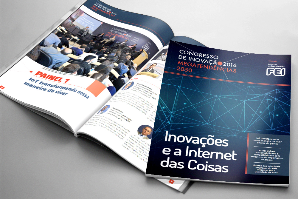 Revista do Congresso de Inovação 2016